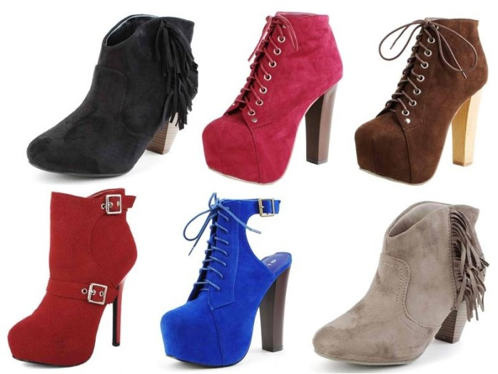 caring for your suede ankle boots