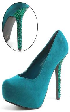 Emerald Ankle boots