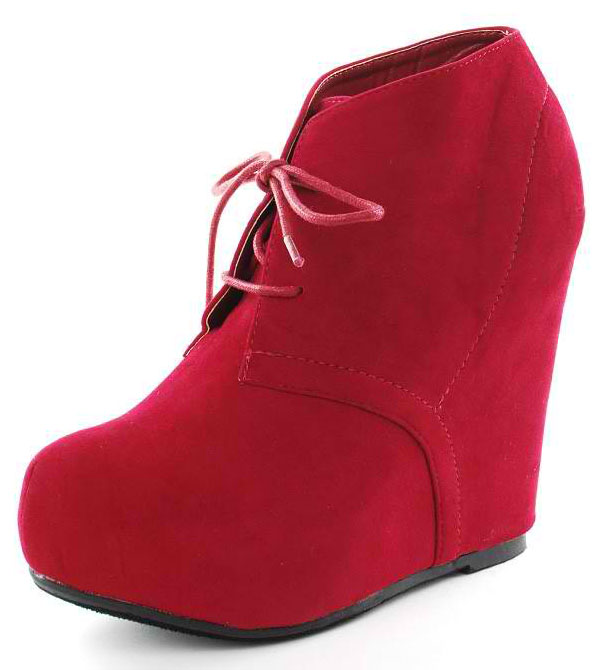 Wedge Boots | Miss Sassy Girl