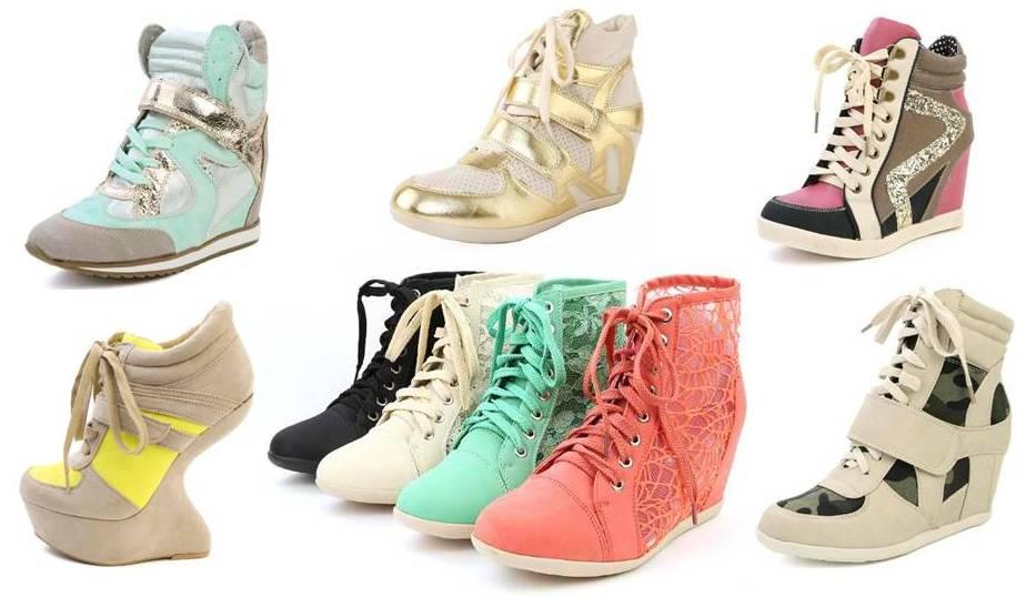 Wedge Sneakers Love It Or Hate It