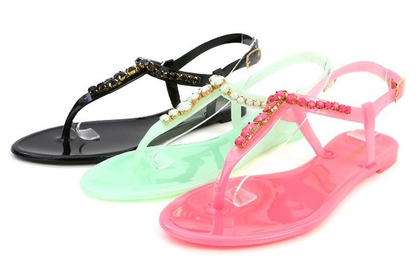 jelly-sandals