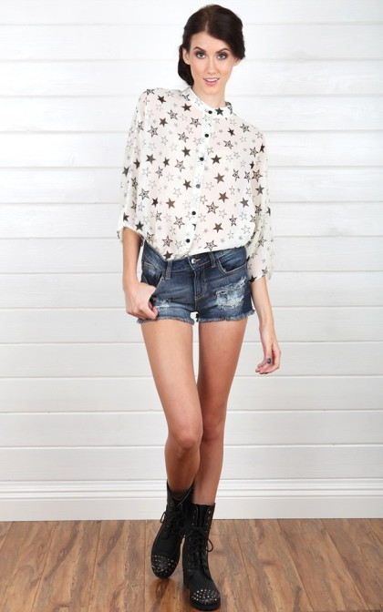 polo-with-denim-shorts