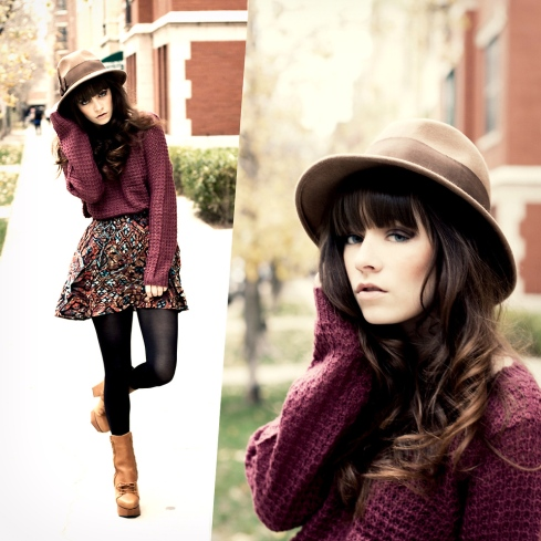 chic-hat-winter-outfit